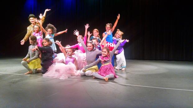 Dance Intensive 1 2